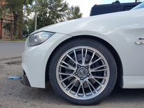 18 Диски OZ оригинал с резиной лето, 120х5 на BMW