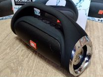 JBL Boombox mini / Колонка JBL портативная черная — Аудио и видео в Воронеже