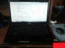 Ноутбук детали от DNS W150ER