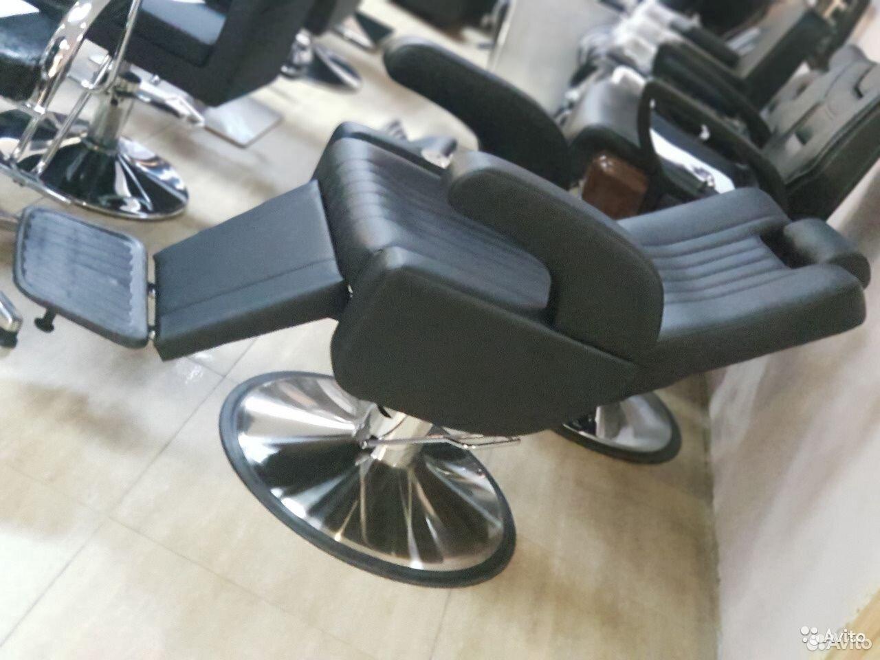 Парикмахерское кресло для барбершопа 8261