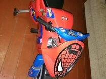 Электромобиль. Детский мотоцикл