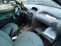 Разбор Peugeot Пежо 206 2002 год 1.4 механика