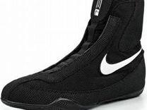 Боксерки Nike machomai MID Boxing Shoes — Спорт и отдых в Волгограде