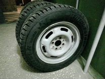 Bridgestone ice cruiser 5000 r13 на дисках ваз