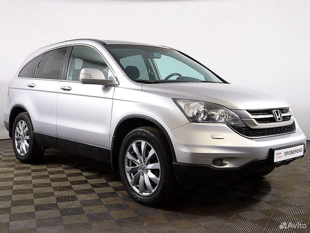 Honda CR-V, 2011  84954101966 купить 3