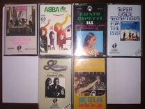 Аудиокассеты. 1981 г. Made in Japan