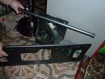 Кронштейн на электроприводах под телевизор самсунг