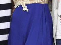 Платье вечернее — Одежда, обувь, аксессуары в Самаре