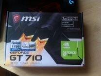 Видеокарта MSI GeForce GT 710 1 Гб