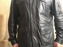 Кожаная куртка (Jorg Veber)