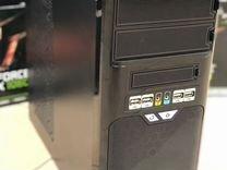 Комп i3-6100/8Gb/500Gb/GTX-1050Ti(4Gb)