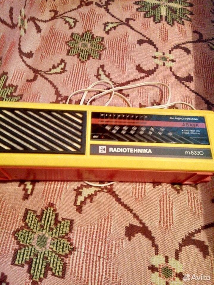 Радиоприемник рп-8330 abava  89040176196 купить 2