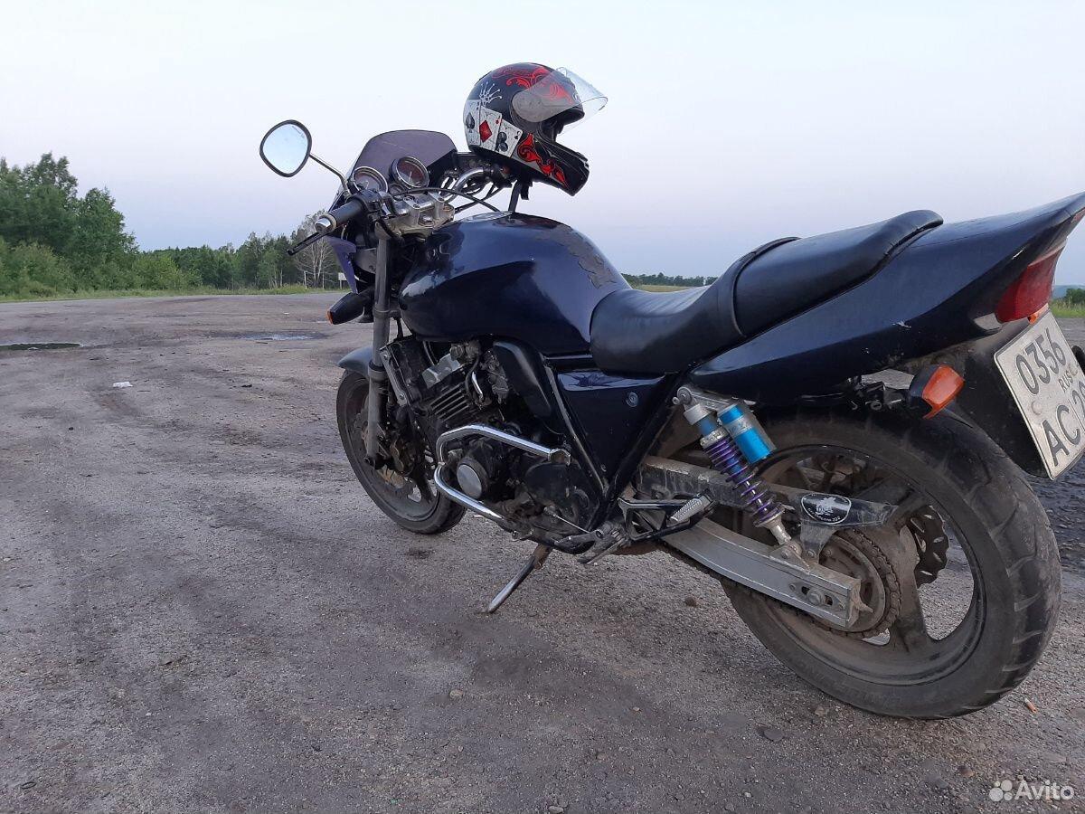 Honda SB 400 1998  89098155549 купить 2