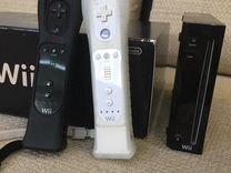 Wii с 2 джостиками
