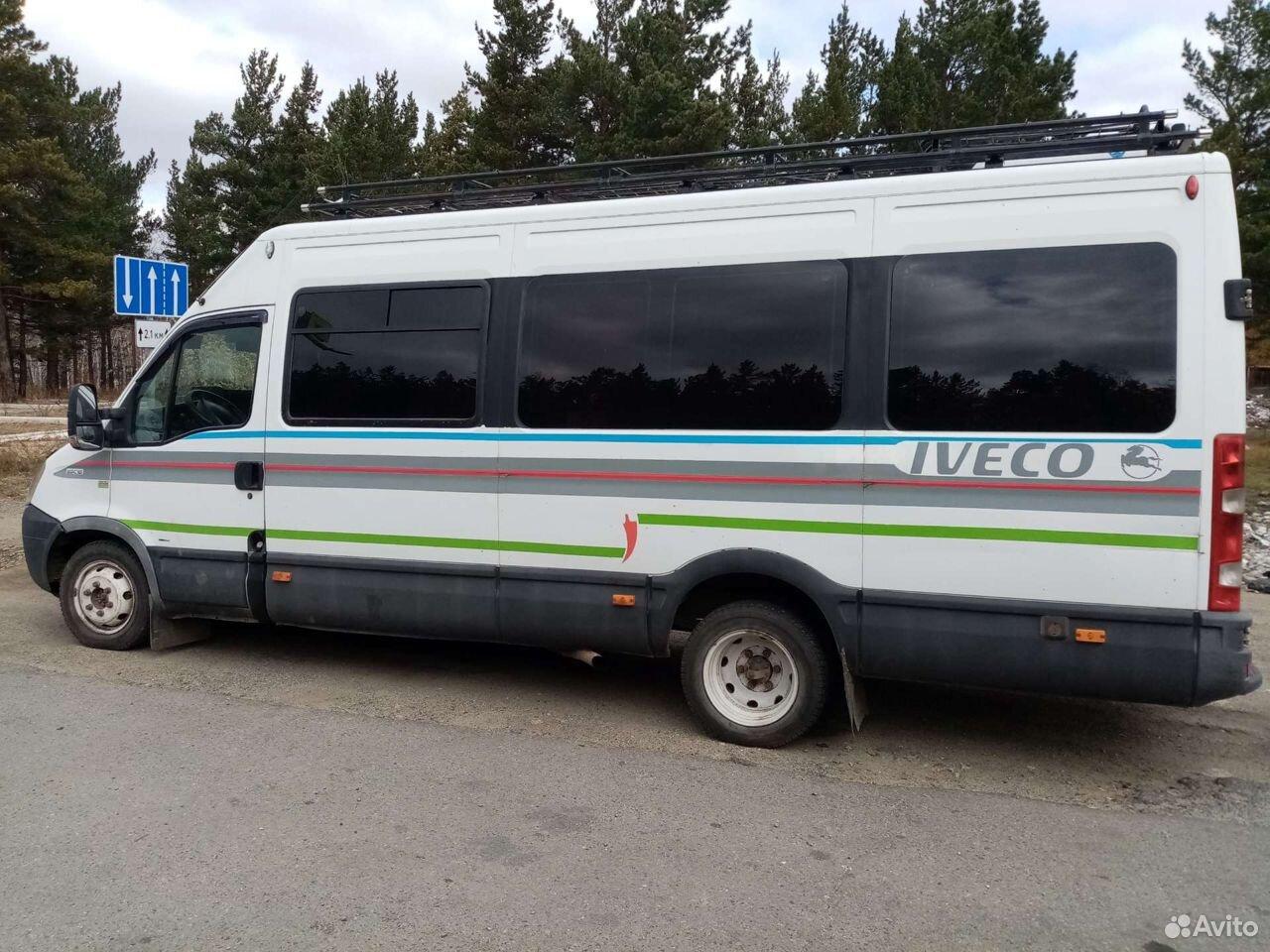 Автобус Ивеко дейли  89644638563 купить 4