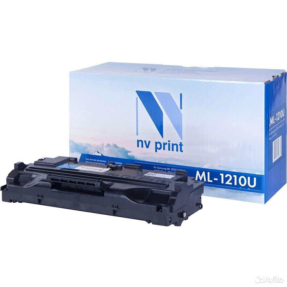 Картриджи для лазер. принтера Samsung ML-1210, б/у  89502946753 купить 1