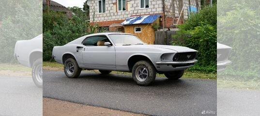 Ford mustang 1969 купить в санкт петербурге на avito об