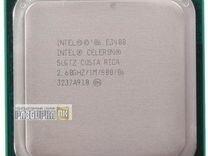 Процессор S775 Intel Celeron Dual Core E3400