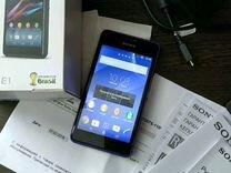 Смартфон Sony xperia E1 D2005
