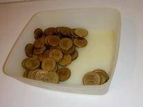 Монеты 1 Рубль 1992 года - 58 монет