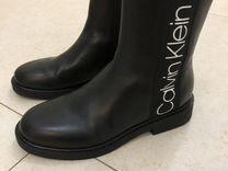 Ботинки Calvin Klein — Одежда, обувь, аксессуары в Санкт-Петербурге