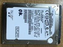 "Жесткий диск 2.5"" 320Gb Hitachi 5K500.B"