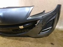 Бампер передний Mazda 3 BL 2009-2013 рест
