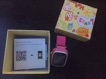 Детские умные часы новые для девочки
