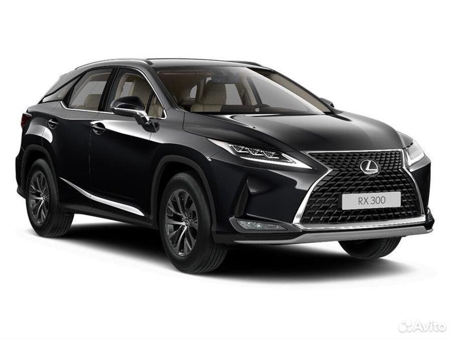 Lexus RX, 2020