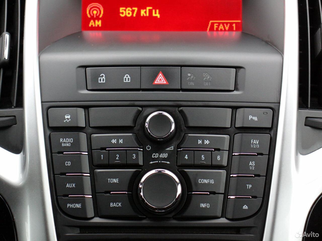 Opel Astra GTC, 2013  88129206410 купить 6