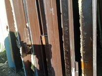 Дверь входная Б/У или выставочный образец — Ремонт и строительство в Москве