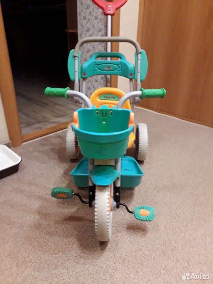 Детский велосипед б/у  89521642774 купить 6