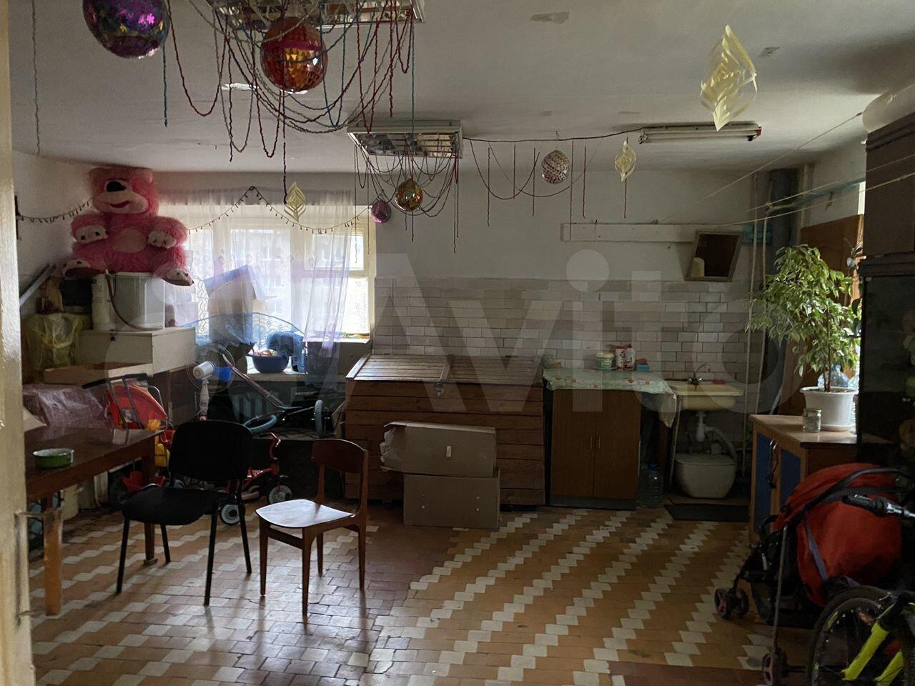 Комната 18 м² в 1-к, 4/5 эт.  89024713739 купить 6