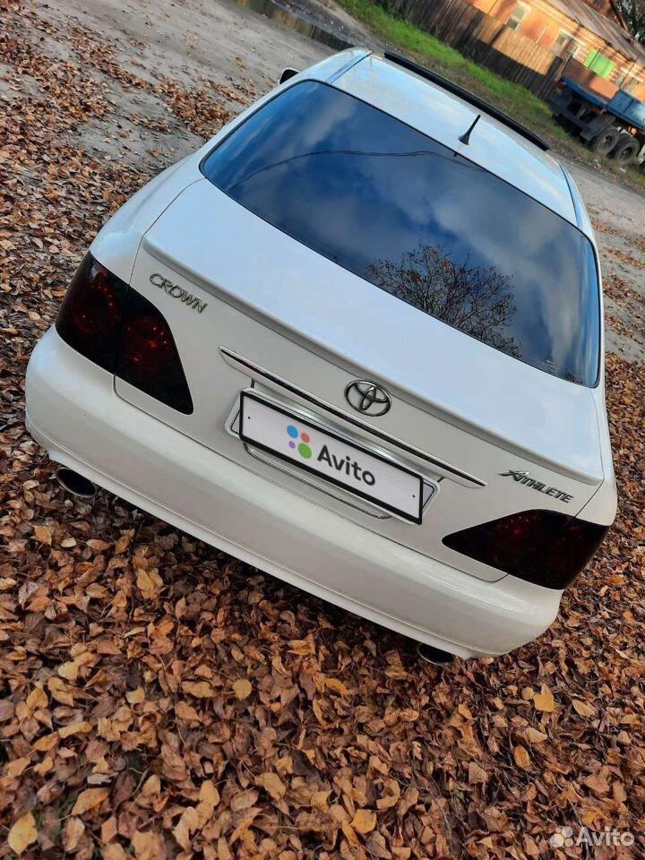 Toyota Crown, 2004  89098133606 купить 5