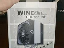 Cpu cooler. Wind-plus