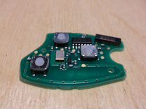 Renault чип ключ 3 кнопки PCF7947(ID46) VAC102