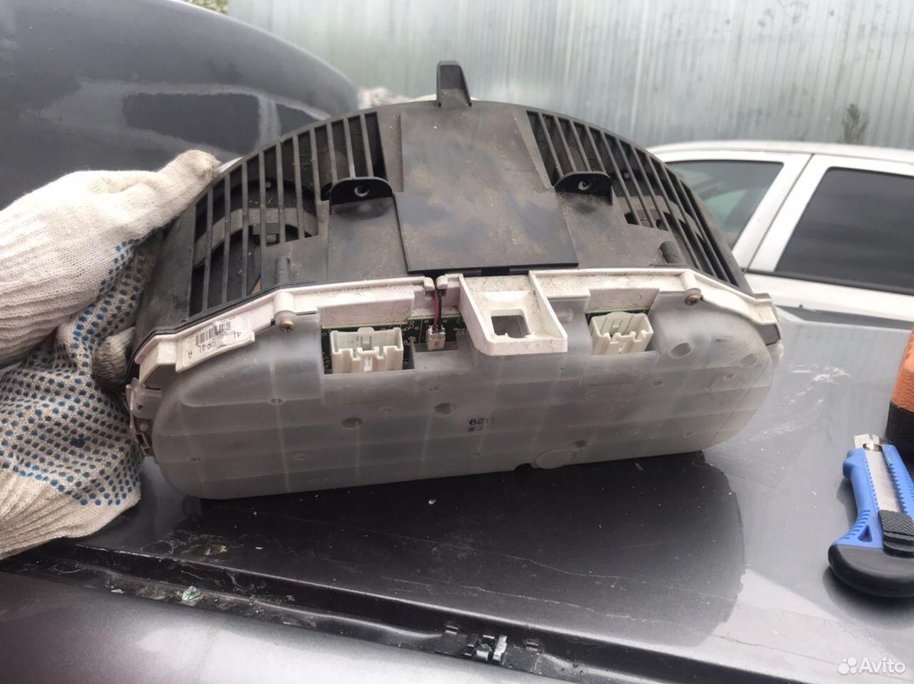 Панель приборов Mazda 3bk 2.0 sport  89644905044 купить 6