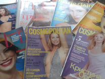 Журналы разные, Мери Клер, Космополитен