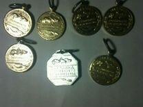 Медали Росохотсоюз