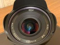 Sony E 12mm f2.8 — Фототехника в Москве