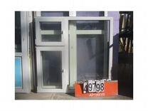 Окна пвх Б/У 1460 (В) Х 1460 (Ш) № 49798