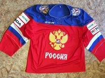 Хоккейный свитер сборной России