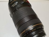 Объектив canon EF 70-300mm 1:4,5-5,6 IS USM — Фототехника в Москве