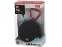 Беспроводная акустика JBL Clip 2 Black (jblclip2BL