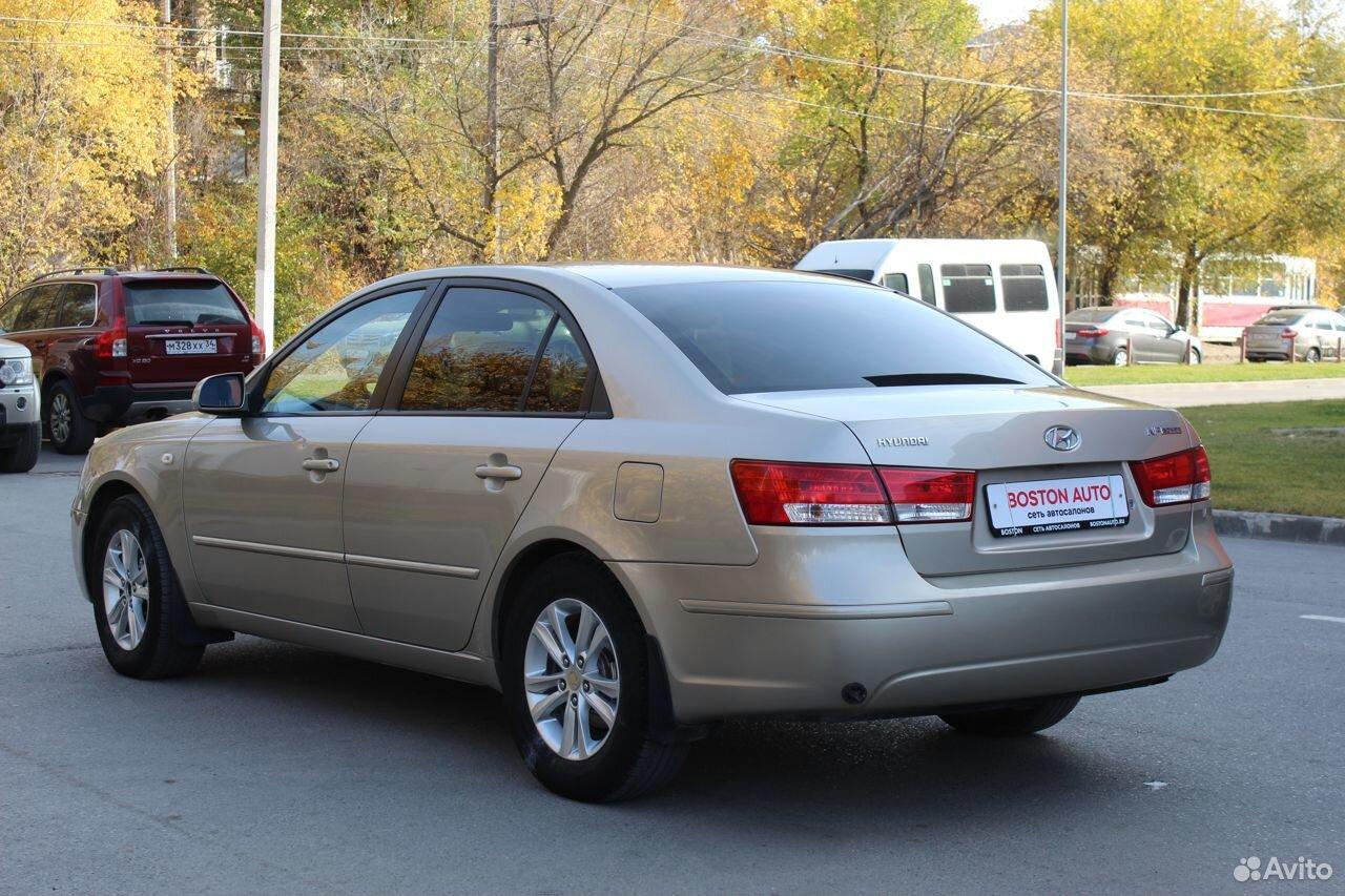 Hyundai Sonata, 2008  89195434917 купить 4