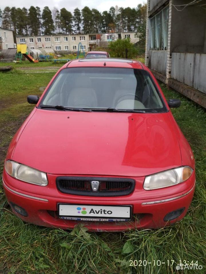 Rover 200, 1998