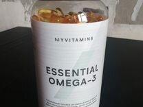 Омега 3(250капс) от Myprotein