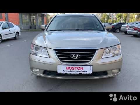 Hyundai Sonata, 2008  89195434917 купить 2